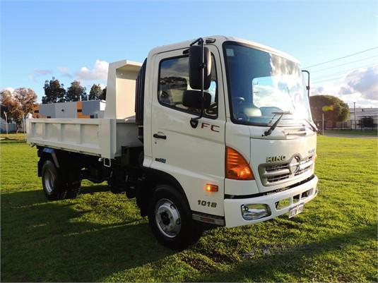 2009 Hino 500 Series 1018 FC Japanese Trucks Australia - Trucks for Sale