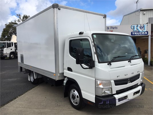 2016 Fuso Canter 515 - Trucks for Sale