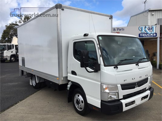 2016 Fuso Canter 515 Trucks for Sale