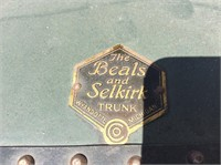 Beals and Selkirk Trunk with Contents