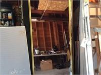 2 Stanley/Monarch Mirrored Sliding Doors