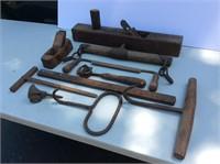 Lot of Primitive Tools