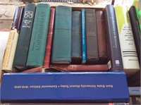 Large Lot of Books, Magazines and Atlases