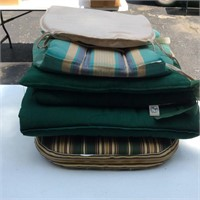 Bag of Chair Cushions