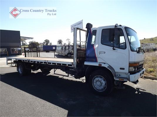 2002 Mitsubishi Fighter 10 Cross Country Trucks Pty Ltd - Trucks for Sale