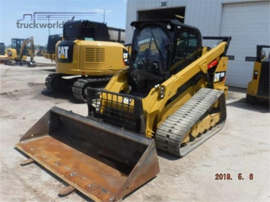 2017 Caterpillar 299D2 Heavy Machinery for Sale