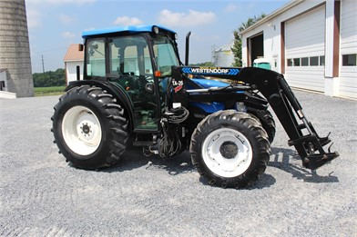 NEW HOLLAND TN60 For Sale - 12 Listings | TractorHouse com