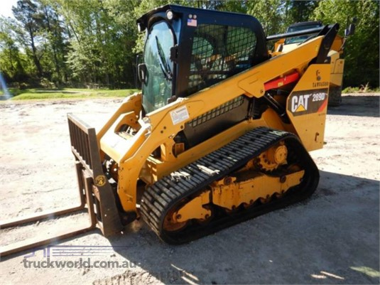 2017 Caterpillar 289D Heavy Machinery for Sale