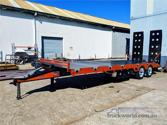 2020 FWR Elite Tandem Axle Tag Trailer - Trailers for Sale