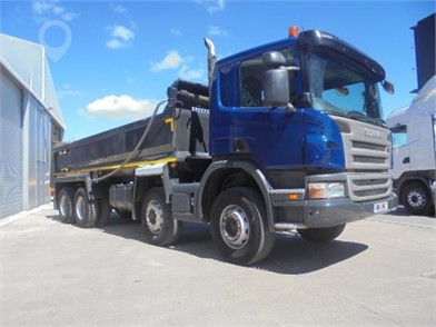 Used SCANIA P400 Trucks for sale in the United Kingdom - 24 Listings
