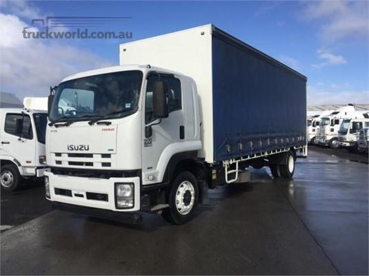 2012 Isuzu FTR 900 Westar - Trucks for Sale