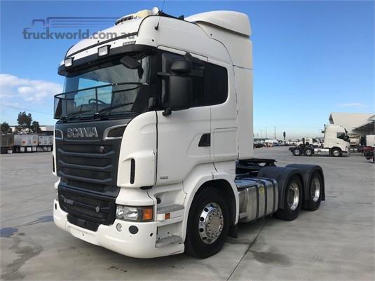 2013 Scania R620 Highline Trucks for Sale