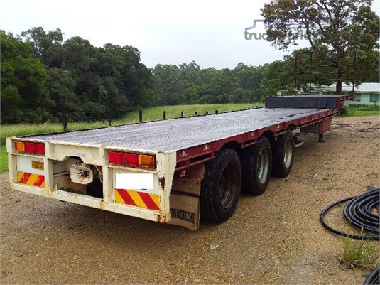 1900 Krueger DROPDECK - Trailers for Sale
