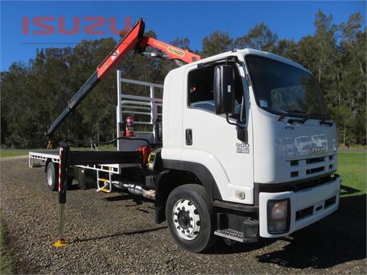 2009 Isuzu FTR 900 Long Used Isuzu Trucks - Trucks for Sale