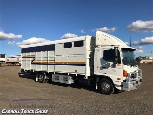 2012 Hino 1024 FD Carroll Truck Sales Queensland - Trucks for Sale