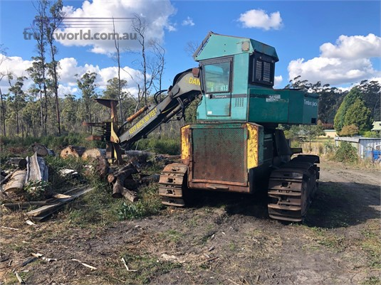 0 Timberjack 2628 - Heavy Machinery for Sale