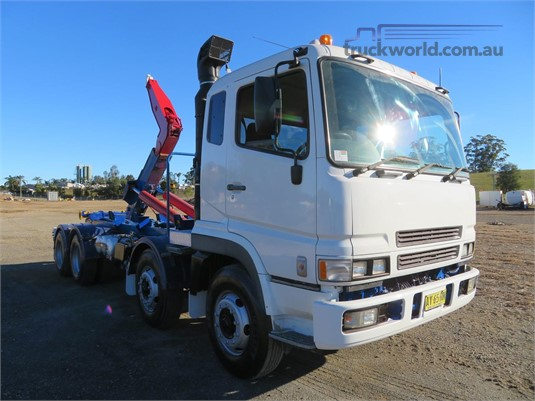 2008 Fuso FS52 - Trucks for Sale