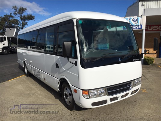 2018 Fuso Rosa Deluxe 25 Seats - Buses for Sale