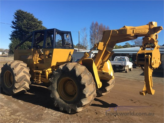 0 Caterpillar 518 - Heavy Machinery for Sale