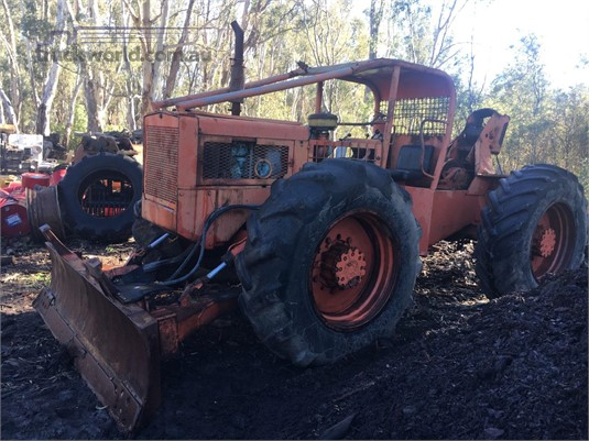 0 Timberjack 230D - Heavy Machinery for Sale
