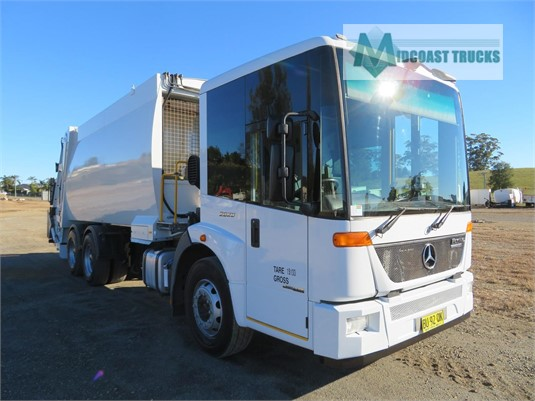 2013 Mercedes Benz Econic 2629 Midcoast Trucks - Trucks for Sale