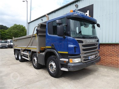 Used SCANIA P410 Trucks for sale in the United Kingdom - 36 Listings