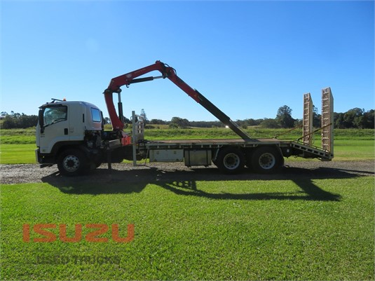 2010 Isuzu FVZ 1400 Long Used Isuzu Trucks - Trucks for Sale