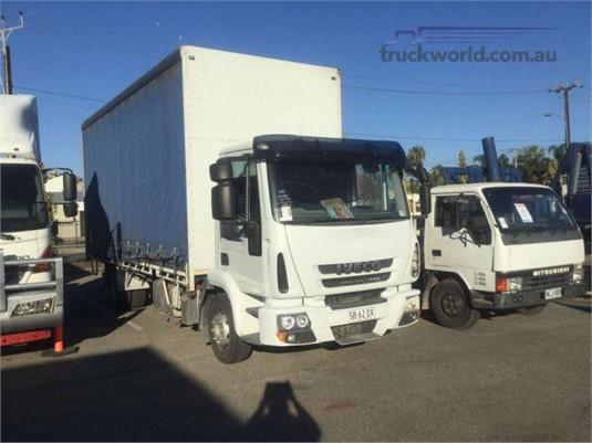 2010 Iveco Eurocargo 120E24 - Trucks for Sale