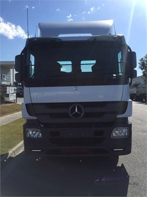 2013 Mercedes Benz Actros 2644 Trucks for Sale