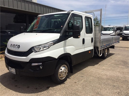 2018 Iveco Daily 50c21a8D/P - Trucks for Sale