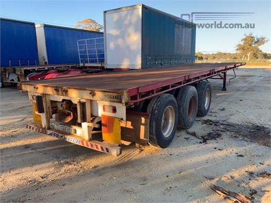 1997 Custom Flat Top Trailer - Trailers for Sale