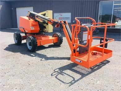 Boom Lifts | JM Equipment Wholesalers