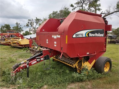 NEW HOLLAND BR770 For Sale - 18 Listings   TractorHouse com