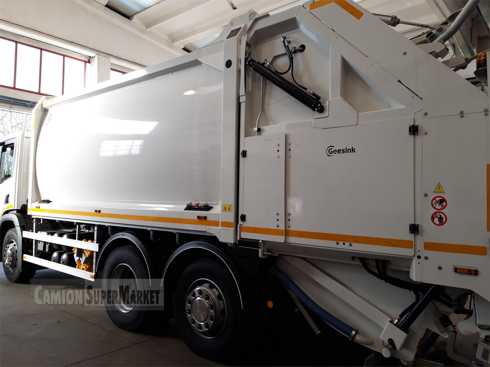 Scania P280 Nuovo 2019