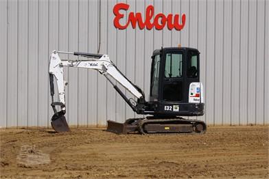 bobcat e32 at machinerytrader com