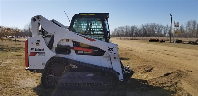 2017 BOBCAT T770 For Sale In Verndale, Minnesota | www