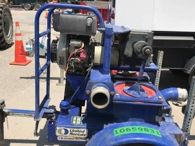 2017 PORTABLE PUMPING SYSTEMS 4 IN For Sale In SARASOTA, Florida
