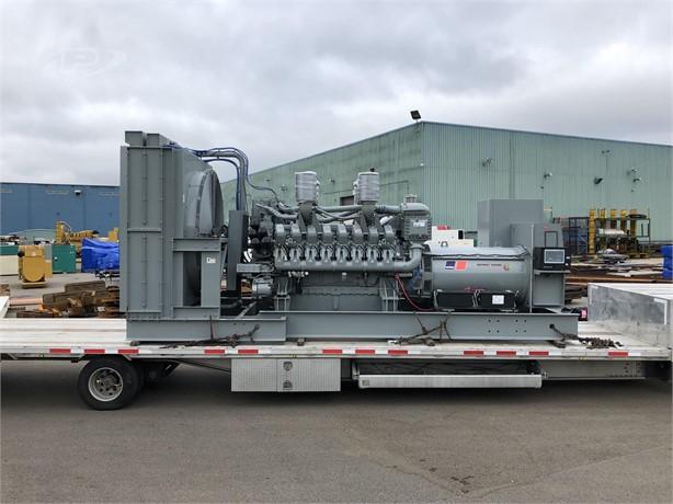 MTU 16V4000 Generators For Sale - 1 Listings