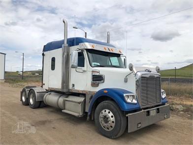 FREIGHTLINER CORONADO 122 Conventional Trucks W/ Sleeper For Sale