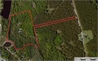 25+/- Acre Lot on Turkey Ridge in Swainsboro, GA