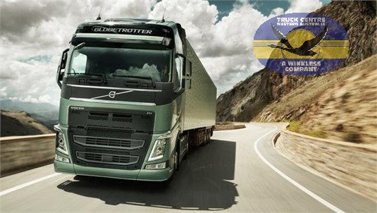 Volvo FH13HB 6x4 Tractor B-Ride