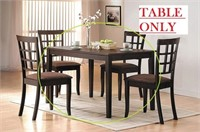 ACME CARDIFF DINING TABLE (TABLE ONLY)