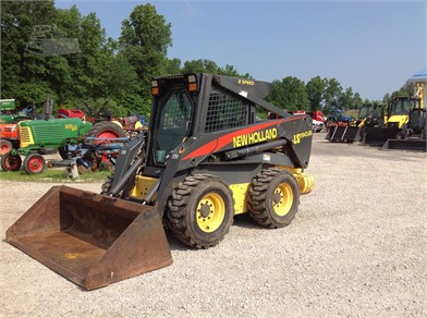 NEW HOLLAND LS190 For Sale - 23 Listings | MachineryTrader.com ... on