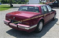 1991 Cadillac Seville Touring STS