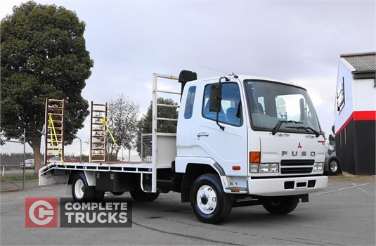2005 Fuso Fighter FK6.0 Complete Equipment Sales Pty Ltd - Trucks for Sale