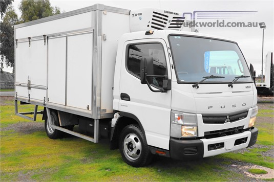 2013 Fuso Canter 515 Duonic Trucks for Sale