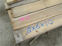 Dimensional Lumber Auction Online Only