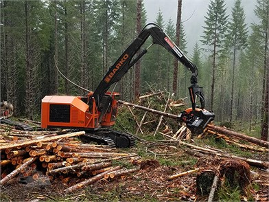 New Processor / Harvesters Forestry Equipment For Sale By Chadwick