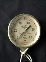 The Matheson Company pressure gauge