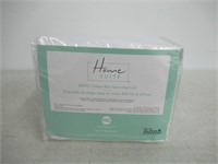 Home Suite 800TC Cotton Rich 6 Pcs Sheet Set King